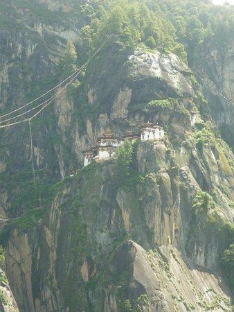 Taktsang Palphug Monastery : Tiger's Nest Monastery