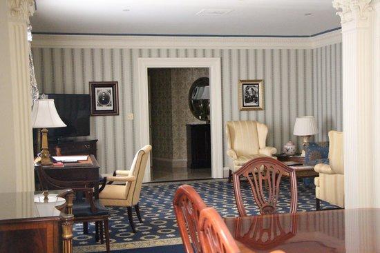 Willard InterContinental Washington: Mainroom