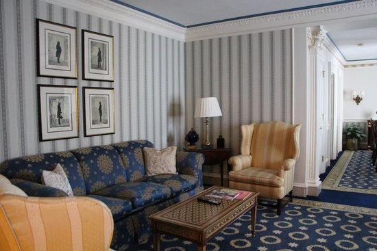 Willard InterContinental Washington: main room
