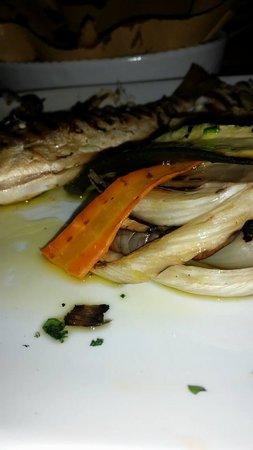 Ristoteca Oniga: grigliata di pesci dell'adriatico
