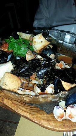 Ristoteca Oniga : grigliata di pesci dell'adriatico