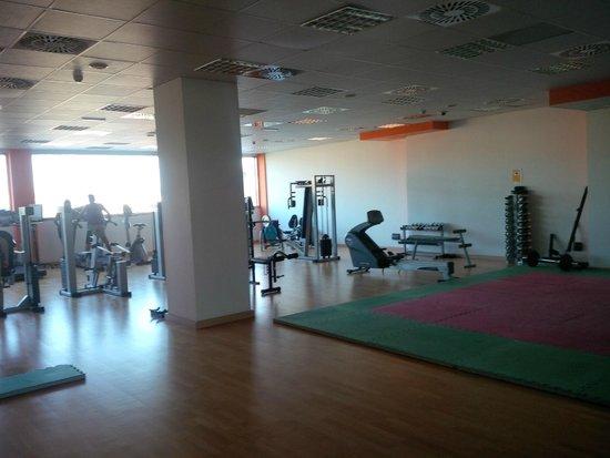 FrontAir Congress: Gym