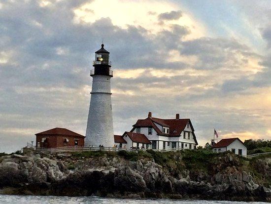 Jewell Island Maine Picture Of Rita B Offshore Fishing