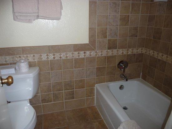 Maswik Lodge: Bathroom