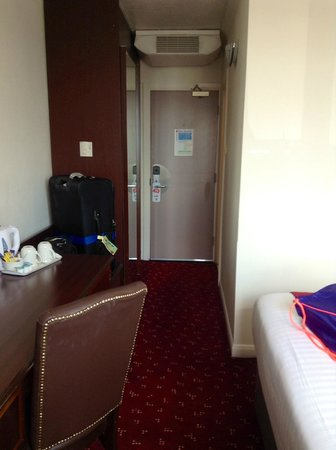 Ibis London Earls Court: La chambre