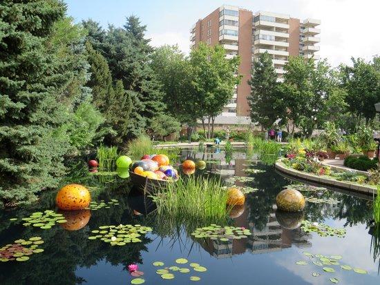 Denver Botanic Gardens: another view