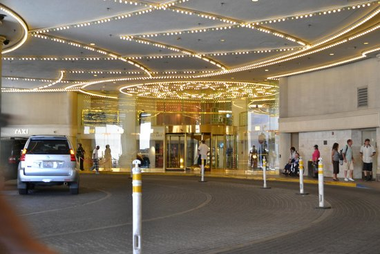 Flamingo Las Vegas Hotel & Casino: dépose bagages