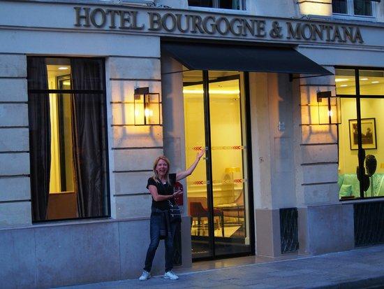 Bourgogne et Montana Hotel by MH : Bourgogne et Montana Hotel