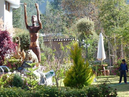 Hotel Inti Ñan: Area recreativa