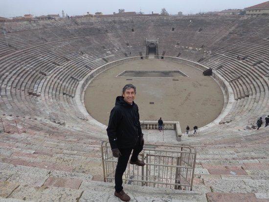 Arena di Verona: Arena de Verona y ...yo!!
