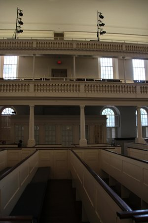 Old South Meeting House: Old Meeting House
