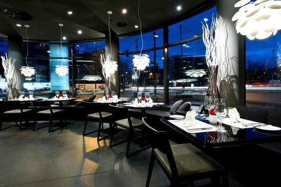 SANA Berlin Hotel: Restaurant NAU
