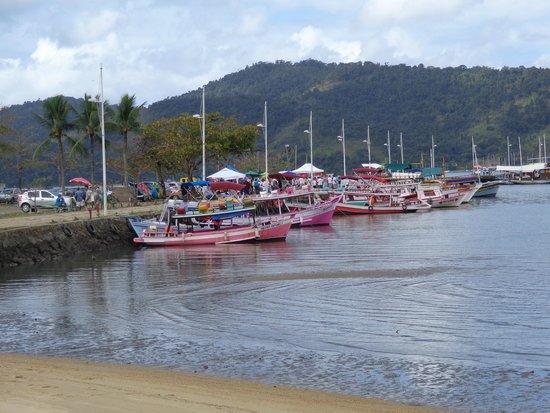 Paraty Bay: Baía de Paraty, Parati