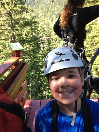 Alaska Zipline Adventures: Exciting Times