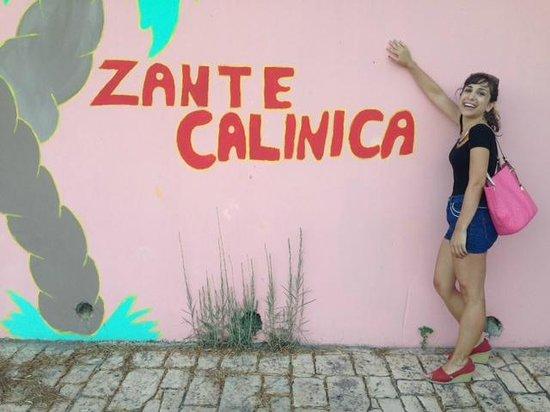 Calinica Apart Hotel : Zante Calinica!