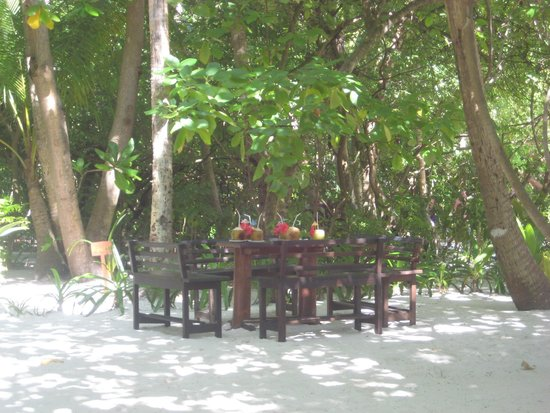 Biyadhoo Island Resort: Укромное место)))