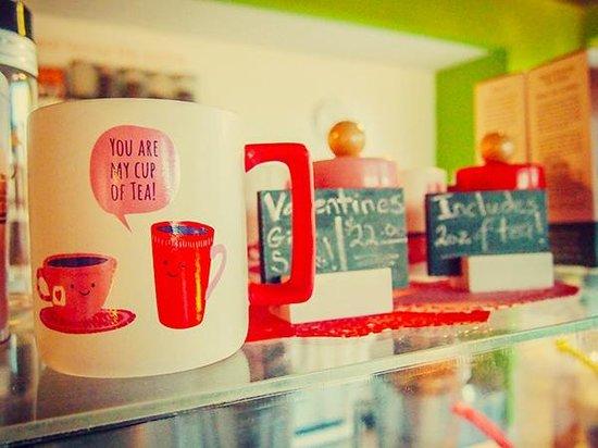 O-CHA tea bar : Extra