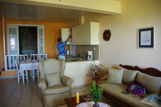 Katalagari Country Suites: Chambre
