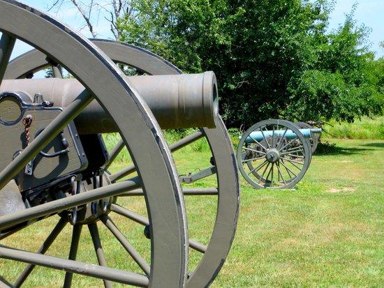 Wilson's Creek National Battlefield: Wilson's Creek