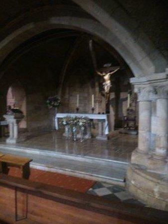 Catedral de Santander: Altar.