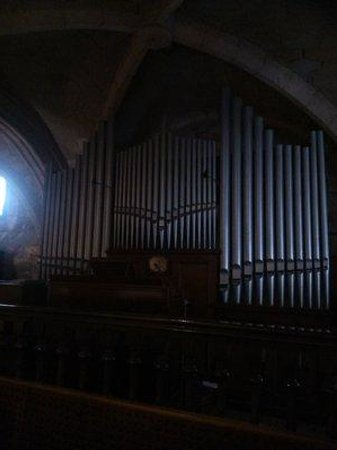 Cathedral Santander : Orgel.