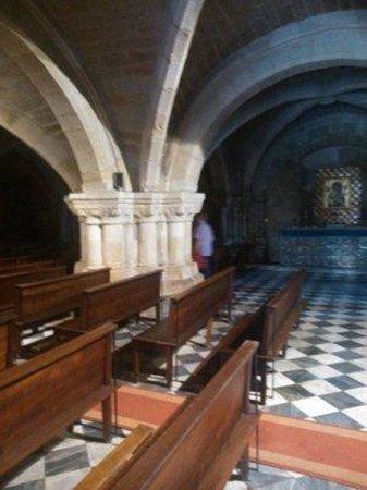 Cathedral Santander : Innen.