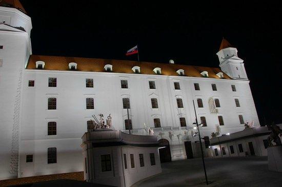 Bratislava Old Town: Castle
