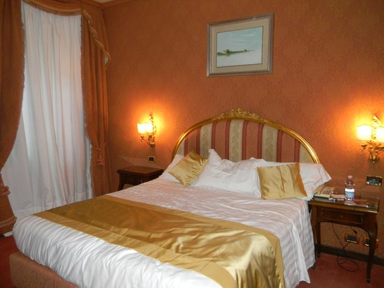 Hotel American Dinesen: chambre standard