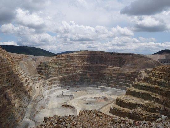 Cripple Creek Mine Tour