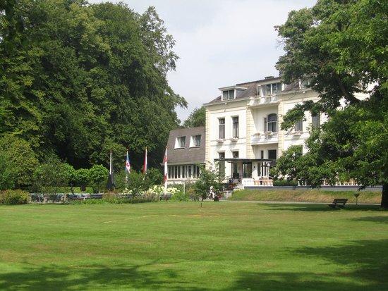 Bilderberg Landgoed Lauswolt : Het huis is prachtig helaas is de aanbouw van buiten minder fraai