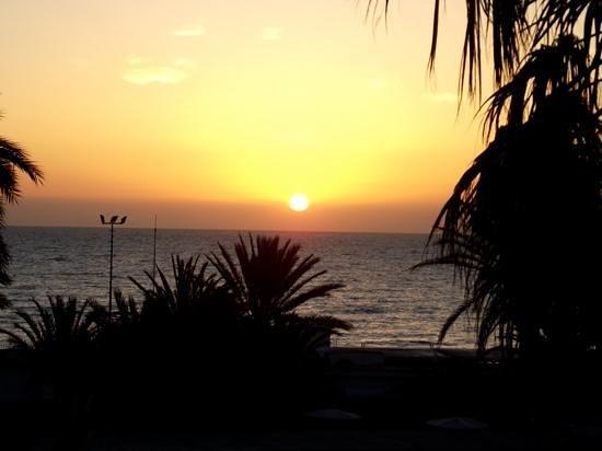 Ein neuer Tag beginnt im Hotel El Mouradi Port El Kantaoui