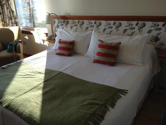Sol del Nahuel: Cama super confortável!