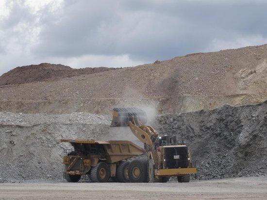 Cripple Creek & Victor Gold Mining Company: Loading up