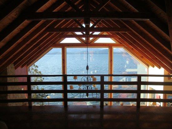 Sol del Nahuel: Ao entrar...
