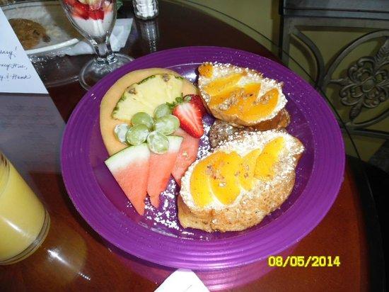 Piney Hill Bed & Breakfast : Picture Book Breakfast