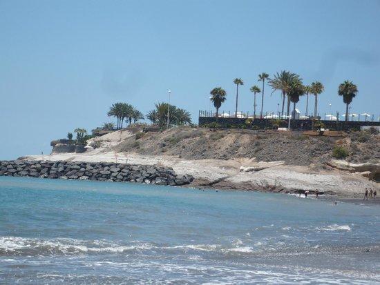 Hotel Best Jacaranda: uitzicht vanaf strand