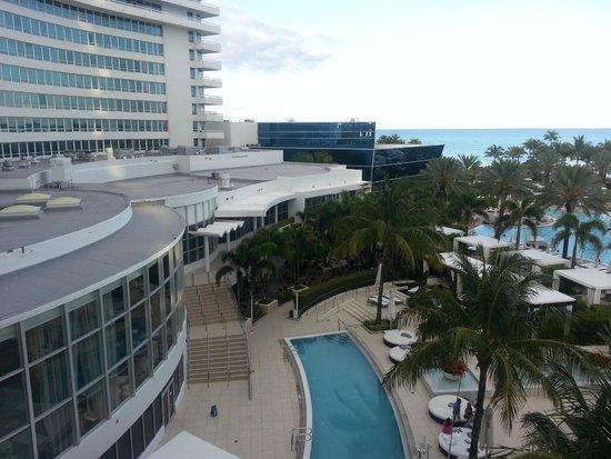 Fontainebleau Miami Beach: vista do apartamento