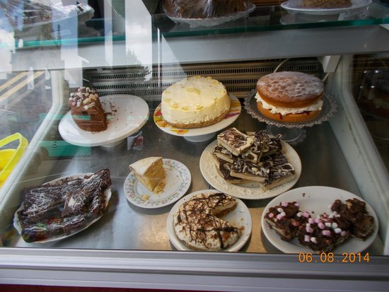 Blanchards - the cakes