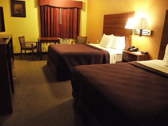 Days Inn Tucumcari: Our room.
