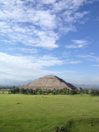 Pyramid of the Sun: Güneş Piramiti