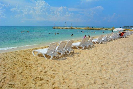 Playa Mia Grand Beach & Water Park: La mejor Playa del Caribe Mexicano