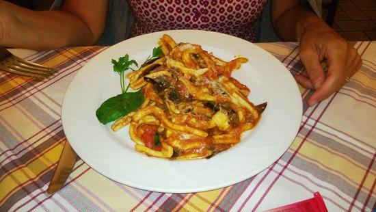 Ristorante Da Gigino : Scialatielli alla siciliana