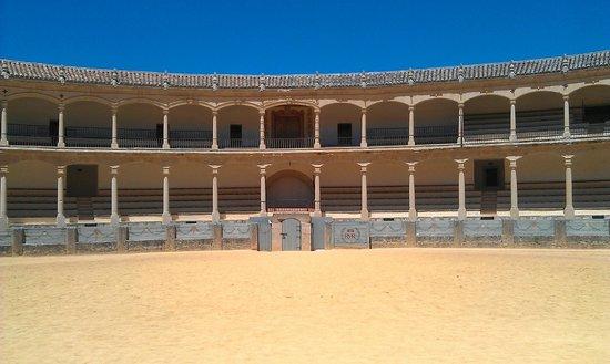 Plaza de Toros: Арена для боя быков в Ронде