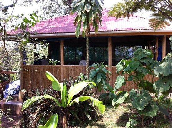 Nkuringo Bwindi Gorilla Lodge: Kitchen