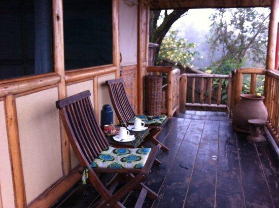Nkuringo Bwindi Gorilla Lodge: Cottage