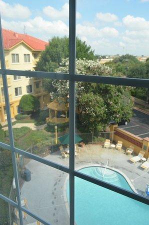 La Quinta Inn & Suites Fort Worth North : vista camera 4 piano