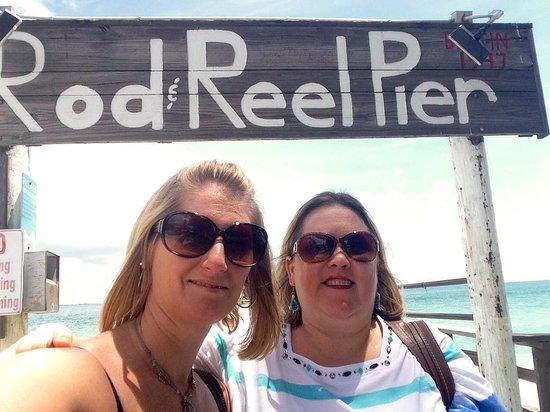 Rod & Reel Pier : Fun at the pier