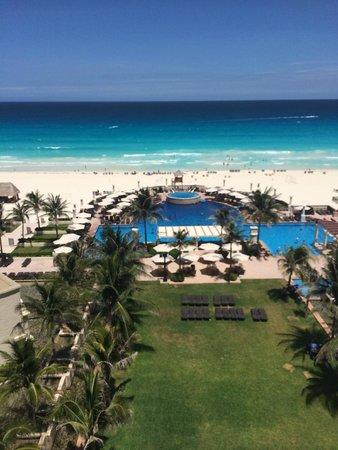 CasaMagna Marriott Cancun Resort: View from room