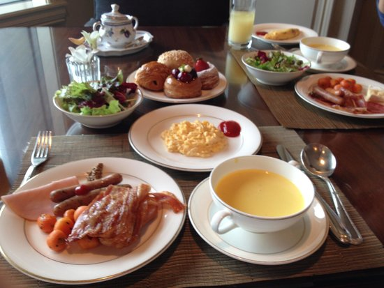 The Ritz-Carlton, Osaka: 料理の味は良かったです