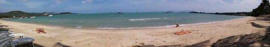 Villa Tanamera : the beach